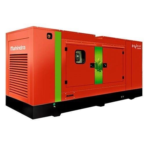 Genset - 25 kVA / 125 kVA Gas Genset