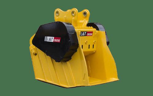 L&T Bucket Crusher - LTCB250