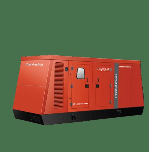 Genset - 250 kVA / 320 kVA